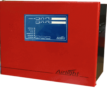 Conventional-2-Zone-LPG-Control-Panel