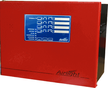 Conventional-4-Zone-LPG-Control-Panel