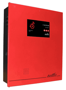 Fire Alarm Control Panel With Voice Alarm